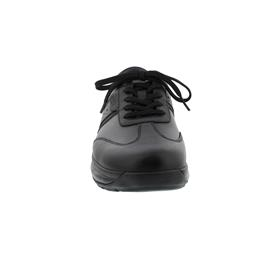 Joya David Black, schwarz, Leather / Textile, Senso-Sohle 137cas