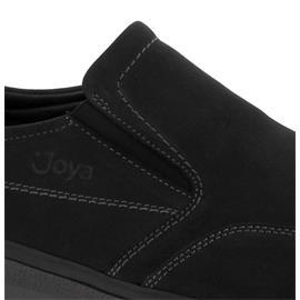 Joya Traveller II Black, Nubukleder/ Textil, Senso-Sohle, Kategorie Emotion 161cas