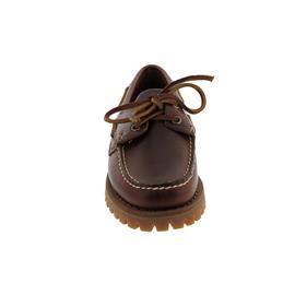 Sebago Portland Lug W, Waxy Leather, Brown Gum, Women 7002IR0-925