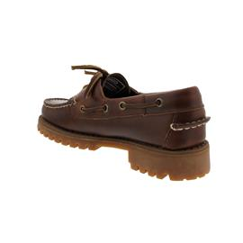 Sebago Portland Lug W, Waxy Leather, Brown Gum, Women 7002IR0-925