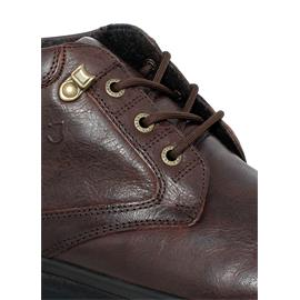 Joya Liverpool Dark Brown, Full Grain Leather, Senso-Sohle, Kategorie Emotion 167cas