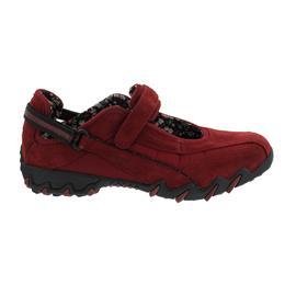 Allrounder Niro, Klettverschluss, C.Suede 16 / NB Mesh 16, Red Element / Red Element N819