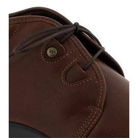 Wolky Dub CW Forest leather, Cognac, Bootie mit Warmfutter 0302724-430