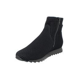 Hassia Barcelona, Hexagon-Textil, schwarz, Weite H, Vario-Fussbett 301977-0100