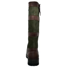 Dubarry Wexford, Dry Fast - Dry Soft Leder, Ivy (braun / olive), Gore-Tex Ausstattung 3914-79