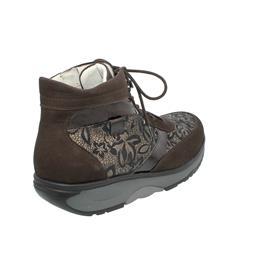 Waldläufer H-Sonja, Dynamic-Sohle, Nubukled. kombi., nuba (d. braun), Weite H 999701-304-038