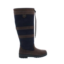 Dubarry Galway, Dry Fast - Dry Soft Leder, Navy / Brown, Gore-Tex Ausstattung 3885-32