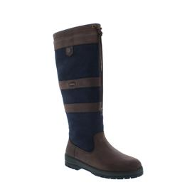 Dubarry Galway, Dry Fast - Dry Soft Leder, Navy / Brown, Gore-Tex Ausstattung 3885-32
