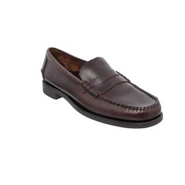 Sebago Classic, Dan Waxy (Glattleder), Dark Brown, Goodyear Welted, Men 7000310-901