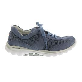Rollingsoft Sneaker, Mesh / Dreamvelour, nautic, Wechselfußbett 46.966.26