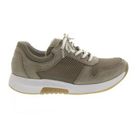 Rollingsoft Sneaker, Mesh / Nubuk, visone (beige), Wechselfußbett 46.946.33