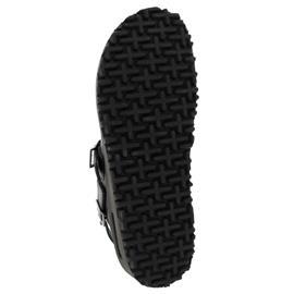 Berkemann X-Pro-Maxor, Glattleder, Wechselfußbett, schwarz, 9107-900