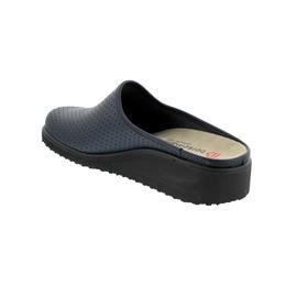 Berkemann Tec-Pro Thordu, Glattleder, blau, Fußbett herausnehmbar, Weite H 9103-300