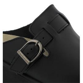 Berkemann Tec-Pro Toivo, Glattleder, schwarz, Wechselfußbett, Weite H 9104-900
