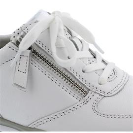 Rollingsoft Sneaker, Cervo / Lamina, weiss/silber, Schnür. und Reißver., 66.968.51