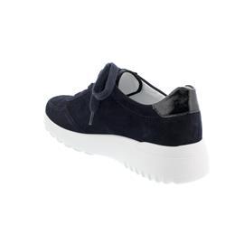 Semler Anita, Sneaker, S-Chev/K-Lack, midnightblue, Weite H A3025-441-080