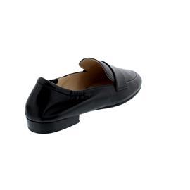 Högl Slipper, Premiumsheep-Leder, schwarz, 101600-0100