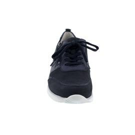 Waldläufer Himona, Sneaker, Denver Foil Nubuk,  marine, Weite H 980006-400-217