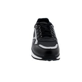 Joya Tina II Black Silver, Leather/ Textile, Air-Sohle, Kat. Emotion 789spo