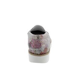 Waldläufer Habea, Mokassin, Summer (geprägtes Nubuk), rosa, Weite H 926501-164-264