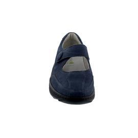 Waldläufer Helli, Dynamic-Sohle, Halbschuh, Denver jeans, Weite H, 502301-191-206