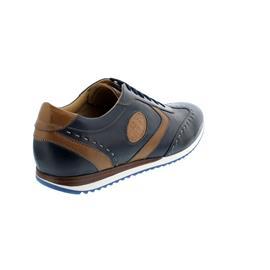 Galizio Torresi Sneaker, Foul. (Glattl.), Blu-Marr.-Ind. Bran, (blau komb.), Wechselfußbett 343464