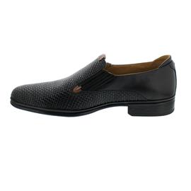 Galizio Torresi Slipper, Buf. Friend Nero ST, Wechselfußbett 443090