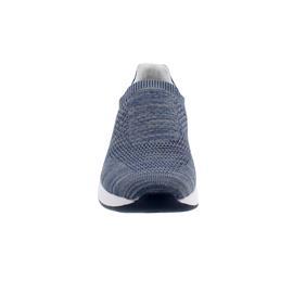 Rollingsoft Slipper, Weave Knit HT/Synth., blau kombi, Wechselfußbett 46.940.16