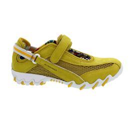 Allrounder Niro, Sneaker, Klettverschluss, C. Suede 85/ Open Mesh 85, Narcissus/ Narcissus N819