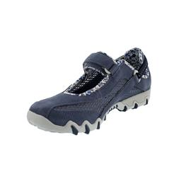 Allrounder Niro, Sneaker, Klettverschluss, C. Suede 95/ Open Mesh 95, Teal/ Teal N819