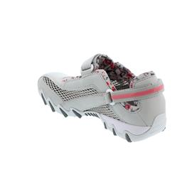 Allrounder Niro, Sneaker, Klettverschluss, Liberty 05/ Open Mesh 05, LT Grey/ Cool Grey N819