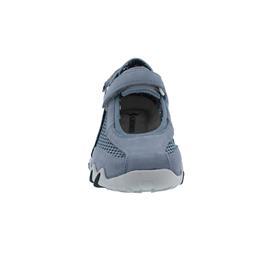 Allrounder Niro, Sneaker, Klettverschluss, C. Suede 91/ Open Mesh 91, DK Mirage/ DK Mirage N819