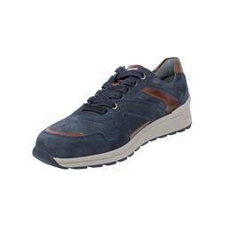 Waldläufer H-Etienne, Sneaker, Denver/ Riva/Buthan, marine  cog. LS: grau, Weite H, 734002-500-417
