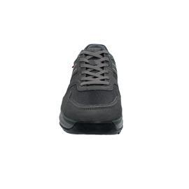 Joya ID Casual M Slate (grau), Velour Leather/Textile,  Curve-Sohle, Kategorie Motion 114cas