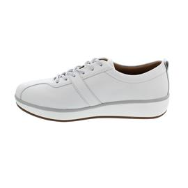 Joya Emma White, Sneaker, Full Grain Leather (Glattleder), Air-Sohle, Kategorie Emotion, 843cas