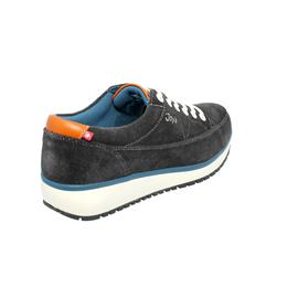Joya Vancouver Black Blue, Sneaker, Velour Leather, Air-Sohle, Kategorie Emotion, 841cas