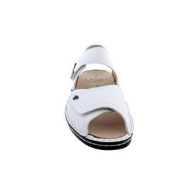 Finn Comfort Luxor, Sandale , Nappa-Leder, weiss, 2408-001000