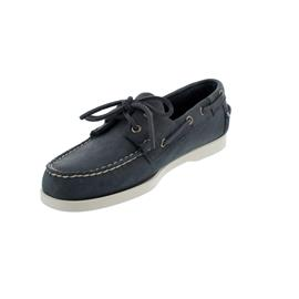 Sebago Docksides, Crazy Horse (Fettleder), blue-navy, Men 70015H0-908