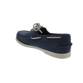 Sebago Docksides, Nubuck, blue-navy, Men 7000GA0-908