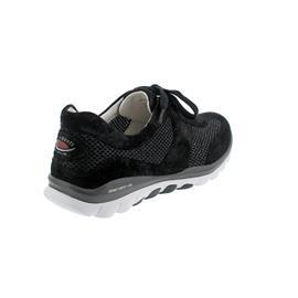Rollingsoft Sneaker, Mesh Lamina / Caruso, schwarz, Wechselfußbett 46.966.97