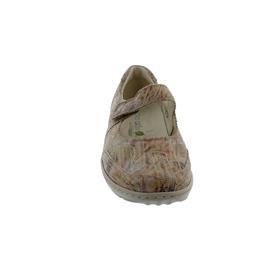 Waldläufer Henni, Pro-Aktiv Fussbett, Meadow  (bedr. Nubukleder), beige, Weite H 496302-144-060