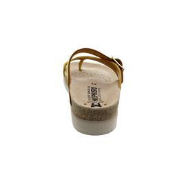 Mephisto Helen Mix, Zehensteg, ochre (gelb) Sand Perf / Sandalbuck 16047/6047 (Nubuk)
