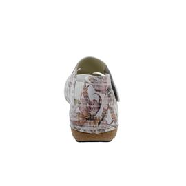 Waldläufer Heliett, Sandale, Meadow (bedrucktes Leder),   cement, Weite H, 342004-144-013