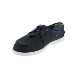 Sebago Naples Tech Bootsschuh, Mesh-Material,  blue-navy, Men 70014Z0-908