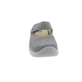 Wolky Narni, Clog, Caviar nubuck, Light-Grey, 0661015-206