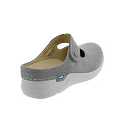 Wolky Narni, Clog, Caviar nubuck, Light-Grey, 0661015-206