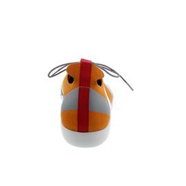 Wolky Base, Microfiber, Orange / Red, Wechselfußbett mit Korkauflage 0407500-555