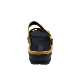 Wolky Zaandam Pantolette, Antique nubuck, Orange, 0392611-550
