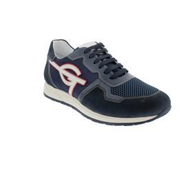 Galizio Torresi Sneaker, Rete + Bomb., Blu-Blu-Bianco, Wechselfußbett, Super light 440008
