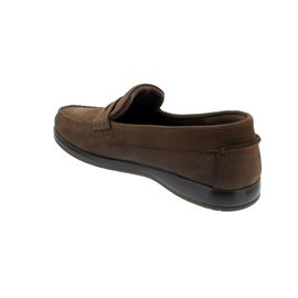 Dubarry Mizen XLT Slipper, Walnut, DryFast-DrySoft™ Nubuk, 3748-52